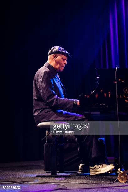 McCoyTyner Trio performs on stage at Port of Rotterdam North Sea Jazz festival at Ahoy on July 09 2017 in Rotterdam Netherlands