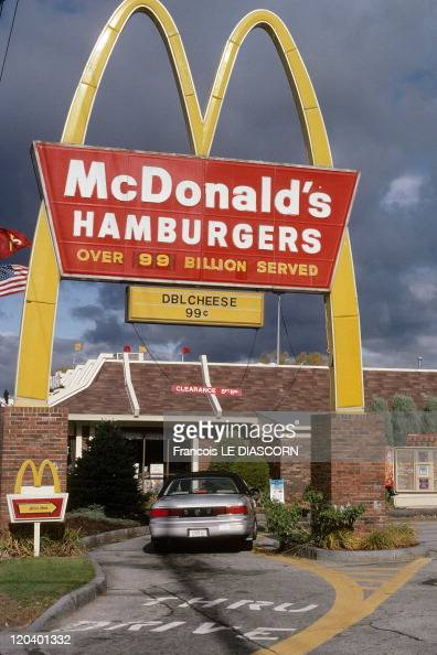 Manchester united restaurant stock photos and pictures for Mcdonalds norwich ny
