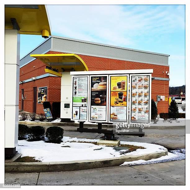 McDonald's Drive-in