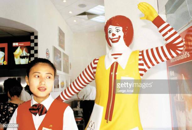 A McDonald's Worker Will Have to Work 4 Months To Earn What The CEO Gets In An Hour