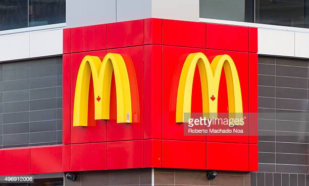 McDonald's logo outside the McCafe restaurant McCafe is a coffeehousestyle food and drink chain owned by McDonald's