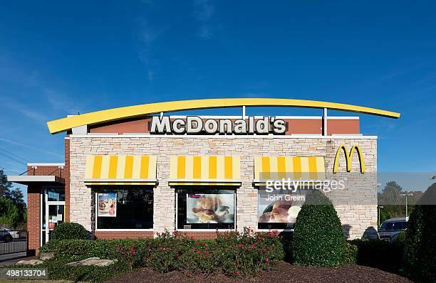 McDonalds retaurant exterior