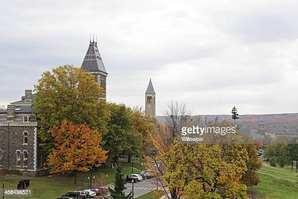 McGraw Clock Tower - Cornell University Campus, Ithaca New York