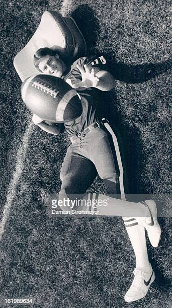 APR 30 1985 MAY 1 1985 McGregor Keli Football Denver's pick Keli McGregor of Colorado State