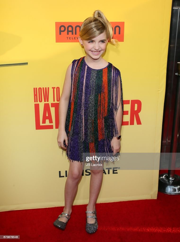 mckenna grace height