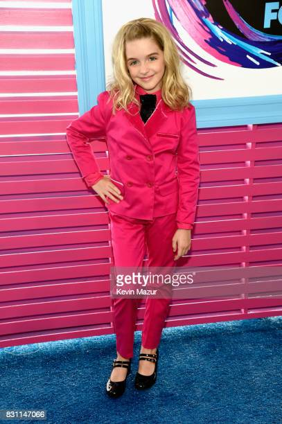 Mckenna Grace attends the Teen Choice Awards 2017 at Galen Center on August 13 2017 in Los Angeles California