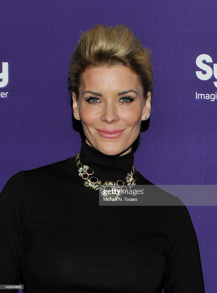 McKenzie Westmore attends the Syfy 2012 Upfront event at the American Museum of Natural History on April 24, 2012 in New York City.