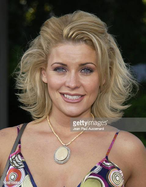 McKenzie Westmore during NBC Summer 2002 AllStar Party at Ritz Carlton Hotel in Pasadena California United States