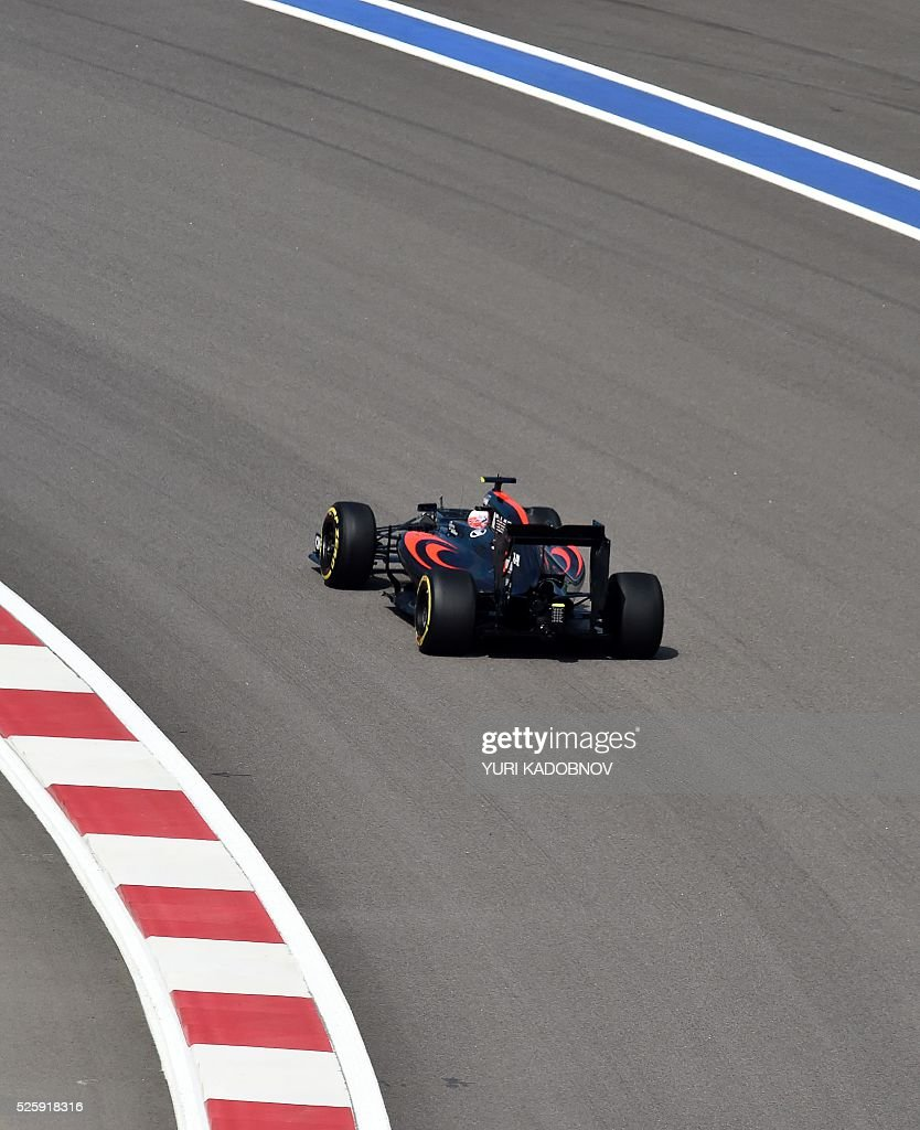 F1 Grand Prix of Russia - Practice | Getty Images