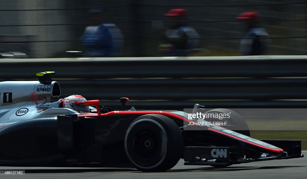 Jenson Button | Getty Images