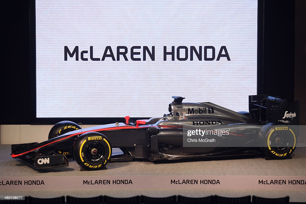 Honda Holds Press Conference Prior To 2015 Formula One