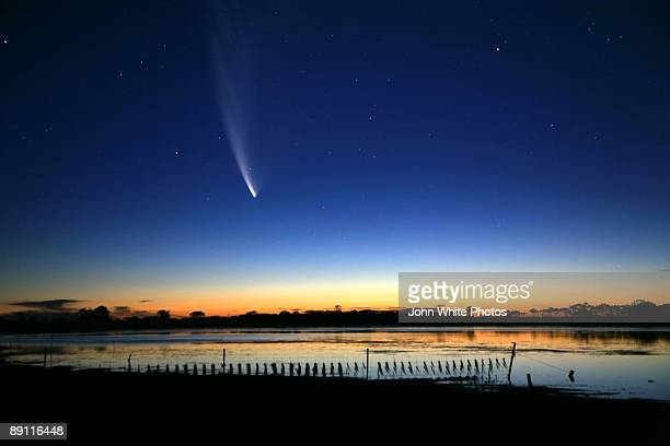 McNaught Comet South Australia