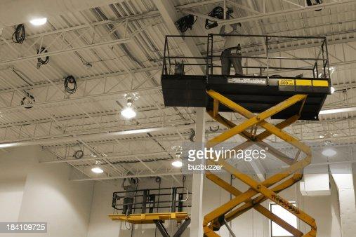 Mdern Maintenance Works Equipment