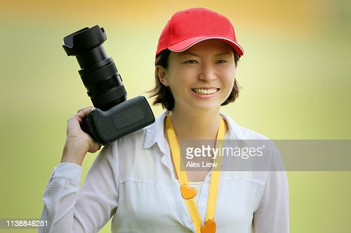 Me and My Camera : Stock Photo