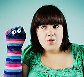 Me and My Sock-Puppet Friend