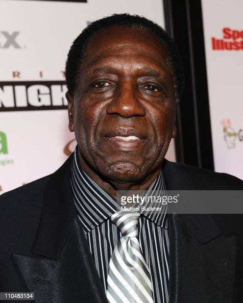 Meadowlark Lemon arrives at Muhammad Ali's Celebrity Fight Night XVII at JW Marriot Desert Ridge Resort Spa on March 19 2011 in Phoenix Arizona