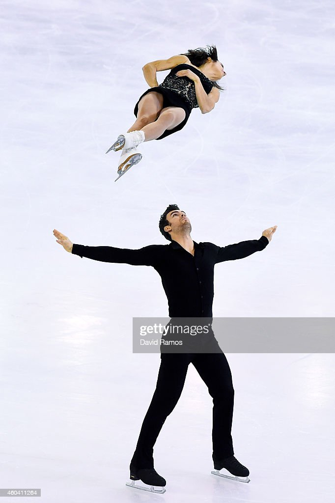 ISU Grand Prix of Figure Skating Final 2014/2015 - Day Three