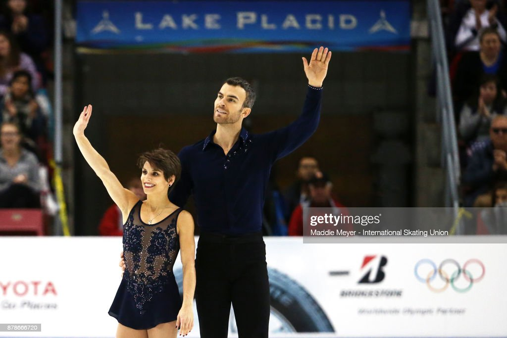 ISU Grand Prix of Figure Skating - Lake Placid