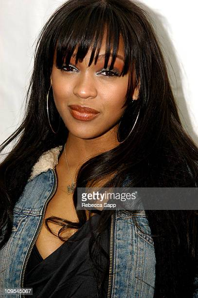 Meagan Good during 2004 Sundance Film Festival 'DEBS' Premiere at Eccles in Park City Utah United States