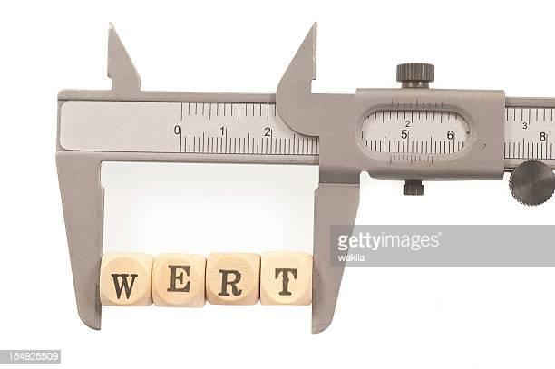 Wert messen