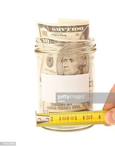 measure your savings
