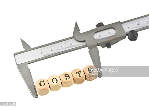 measurement of costs