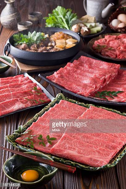 Meat for Sukiyaki