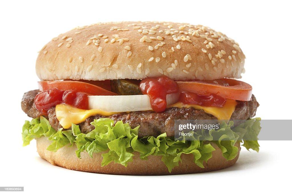 Meat: Hamburger