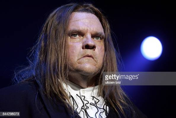 is meat loaf singer gay