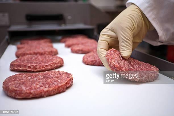 Fleisch-Produktion
