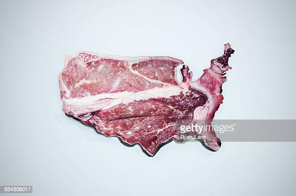 Carne Stati Uniti d'America