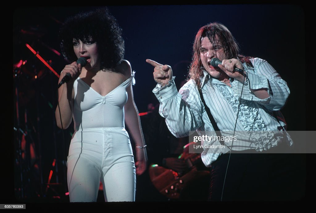 Ina Meatloaf meat loaf performing with karla devito pictures | getty images