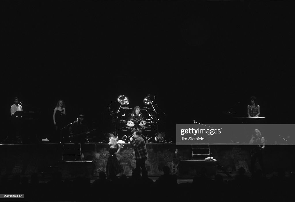 Meatloaf performs on the Everything Louder Tour at the Target Center in Minneapolis Minnesota on July 2 1994