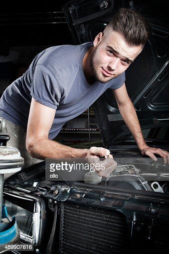 Motor Oil Stock Photos...