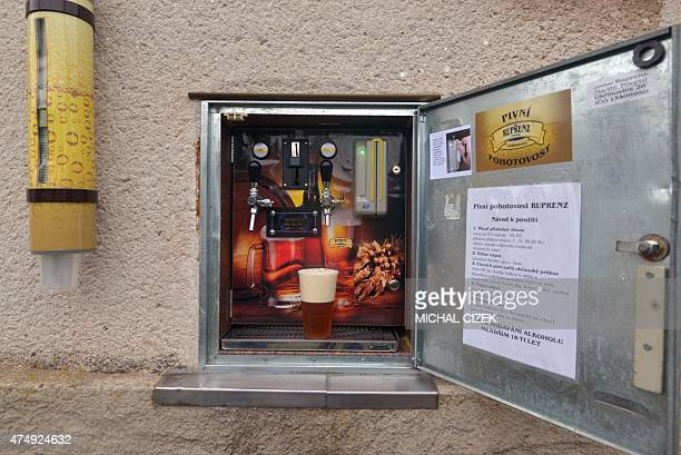 A mechanic selfservice pub is pictured on May 26 2015 in Uhrinovice village 130 km far from Prague in central Czech Republic A mechanic selfservice...