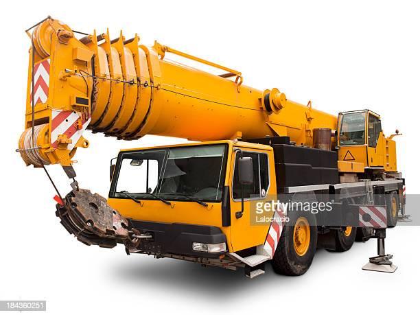 Mechanische crane Liebherr