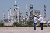 Mechanical Engineering working in Oil refinery