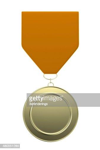 Medalla : Foto de stock
