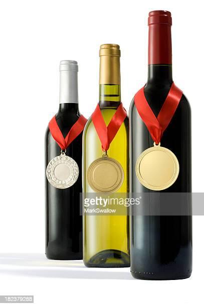 メダル受賞歴のあるワイン