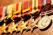 Medals of valor