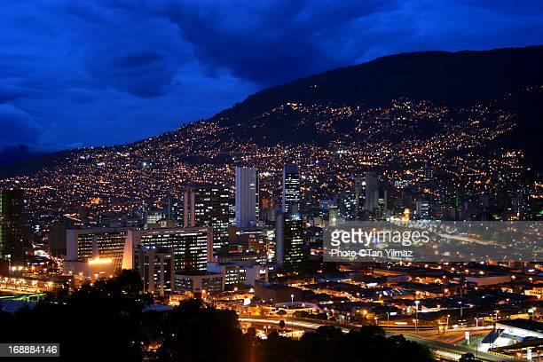 Medellin at Dusk