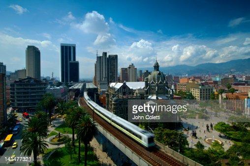 Medellin, Colombia : Stock Photo