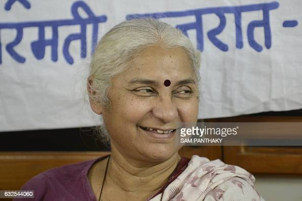 contribution of medha patkar to indian Medha patkar, the woman behind the  women's web is the place for the indian woman who wants to stay engaged with the world, who believes that she has a.