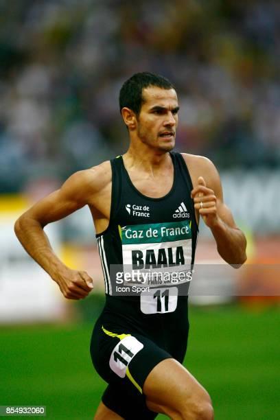 Medhi BAALA 1500M Meeting Gaz de France Paris SaintDenis au stade de France
