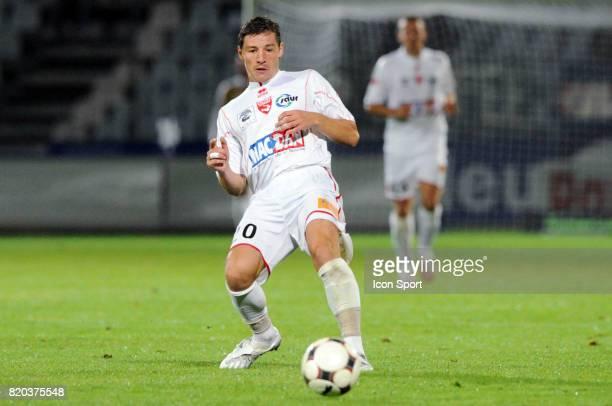 Medhi MOSTEFA Clermont / Nimes 3eme journee de Ligue 2