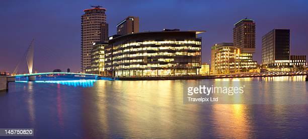 Media Centre, Salford Quays, Manchester