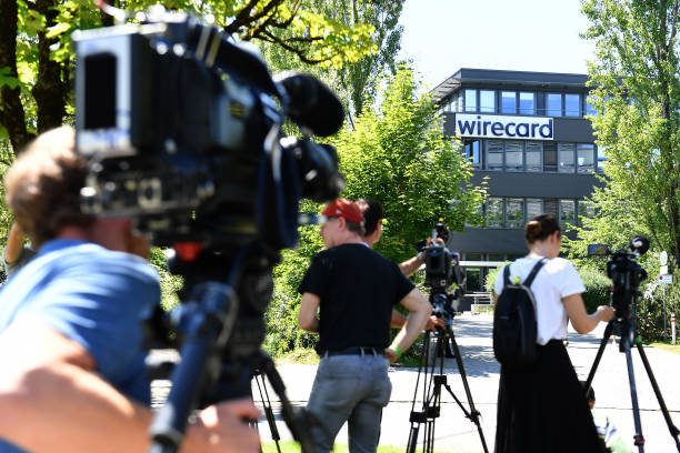 DEU: Investigators Raid Wirecard  Offices