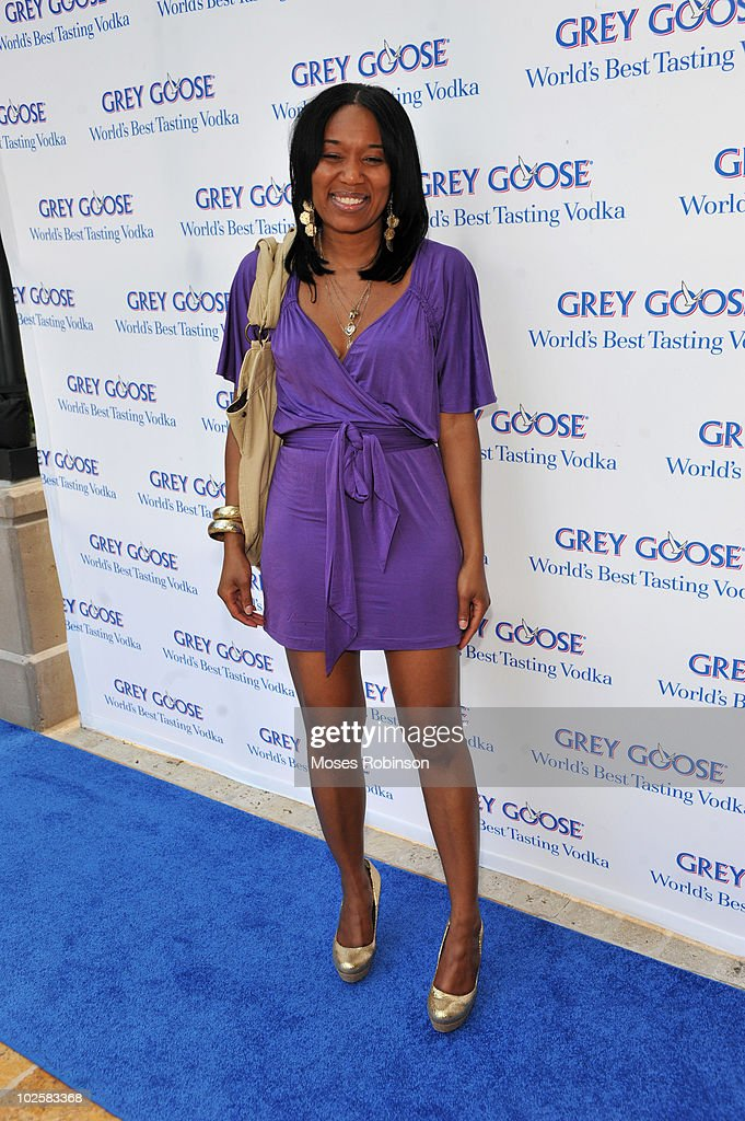AW Media Group President, Angela Watts attends the Grey Goose summer soiree on July 1, 2010 in Atlanta, Georgia.