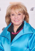 Media personality Barbara Walters attends The Guild Hall of East Hampton Academy Of The Arts Lifetime Achievement Awards at Sotheby's on March 10...