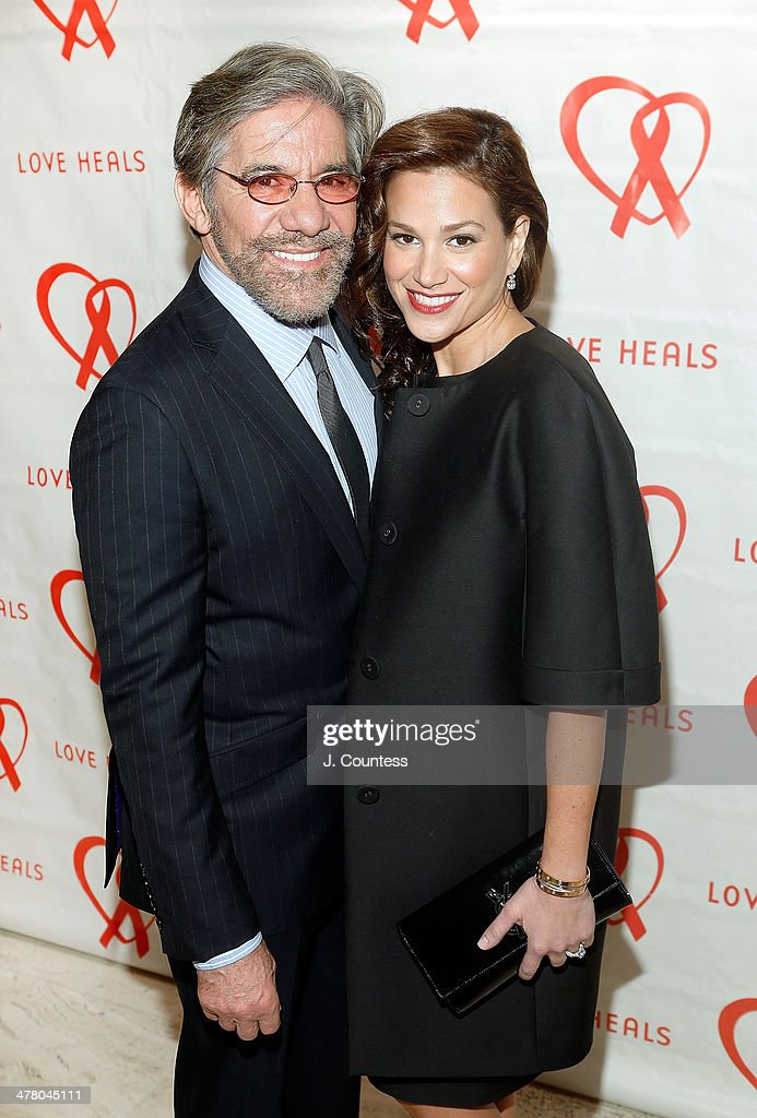 Media personality <a gi-track='captionPersonalityLinkClicked' href=/galleries/search?phrase=Geraldo+Rivera&family=editorial&specificpeople=243152 ng-click='$event.stopPropagation()'>Geraldo Rivera</a> and Erica Rivera attend the Love Heals 2014 Gala at Four Seasons Restaurant on March 11, 2014 in New York City.